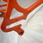 Gear hanger