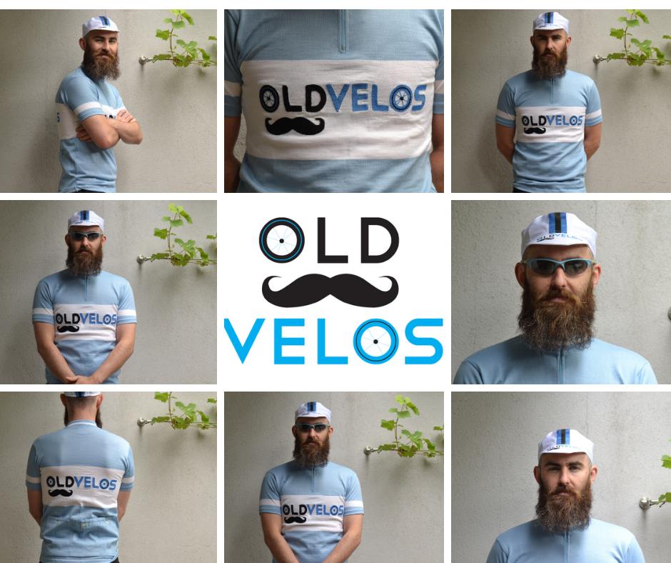 OldVelos Team Jersey